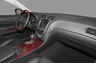 Interior Profile  2010 Lexus GS 450h