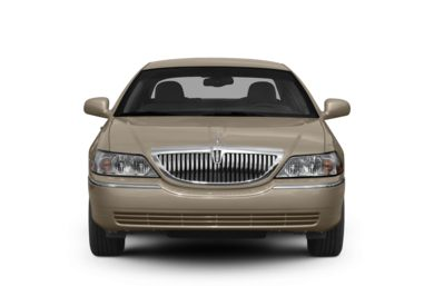 Grille  2010 Lincoln Town Car