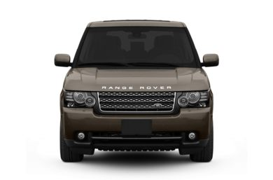 Grille  2010 Land Rover Range Rover