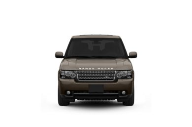 Surround Front Profile  2010 Land Rover Range Rover