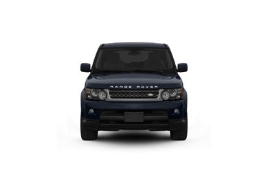 Surround Front Profile  2010 Land Rover Range Rover Sport