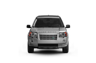 Surround Front Profile  2010 Land Rover LR2