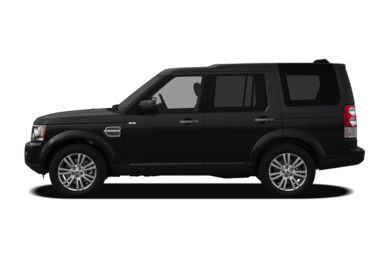 90 Degree Profile 2010 Land Rover LR4