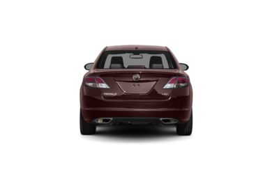 Surround Rear Profile 2010 Mazda Mazda6