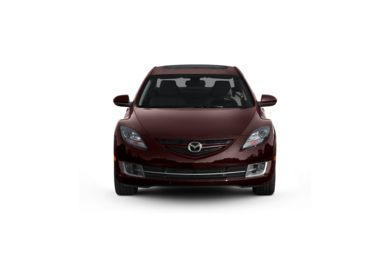 Surround Front Profile  2010 Mazda Mazda6