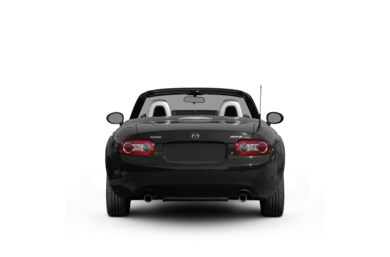 Surround Rear Profile 2010 Mazda MX-5 Miata
