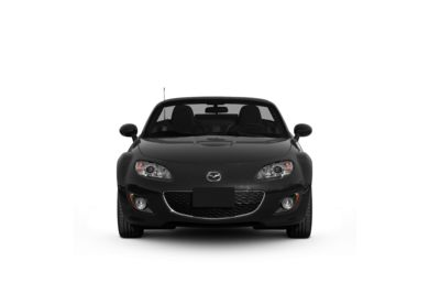 Surround Front Profile  2010 Mazda MX-5 Miata