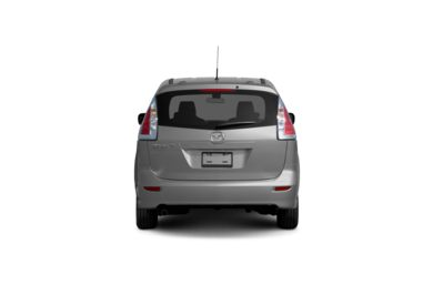 Surround Rear Profile 2010 Mazda Mazda5
