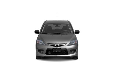 Surround Front Profile  2010 Mazda Mazda5