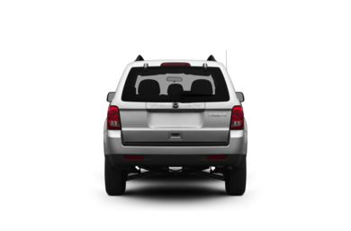 Surround Rear Profile 2010 Mazda Tribute