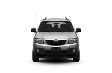 Surround Front Profile  2010 Mazda Tribute