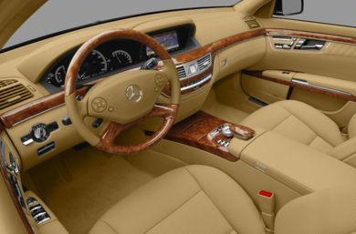 Interior Profile  2010 Mercedes-Benz S600