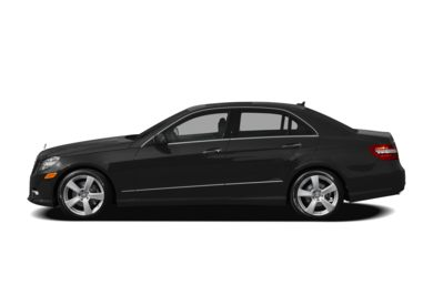 90 Degree Profile 2010 Mercedes-Benz E350