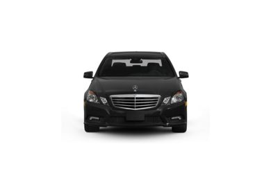 Surround Front Profile  2010 Mercedes-Benz E350