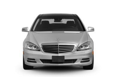Grille  2010 Mercedes-Benz S550