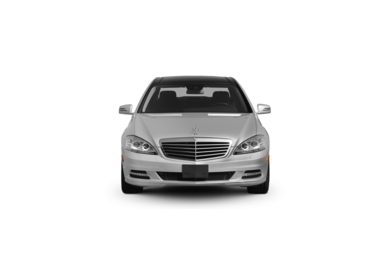 Surround Front Profile  2010 Mercedes-Benz S550