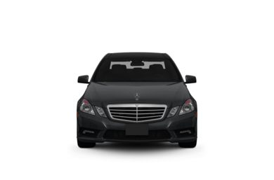 Surround Front Profile  2010 Mercedes-Benz E550