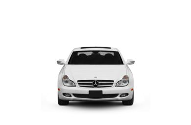 Surround Front Profile  2010 Mercedes-Benz CLS550