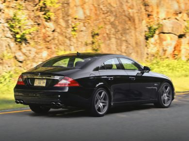 2010 MercedesBenz CLS63 AMG Specs Safety Rating  MPG  CarsDirect