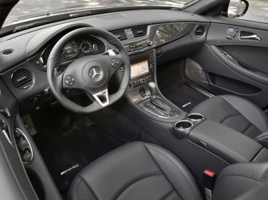 OEM Interior Primary  2011 Mercedes-Benz CLS63 AMG