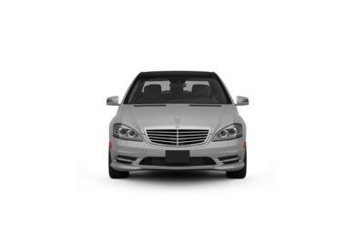 Surround Front Profile  2010 Mercedes-Benz S400 Hybrid