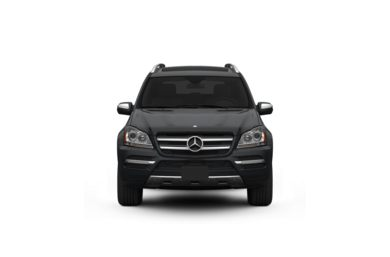 Surround Front Profile  2010 Mercedes-Benz GL450