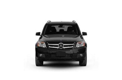 Surround Front Profile  2010 Mercedes-Benz GLK350