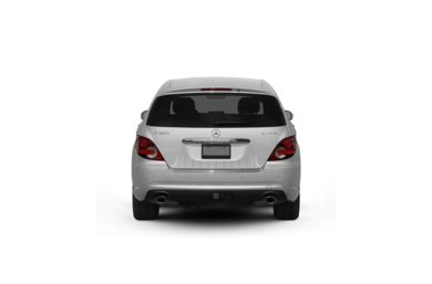 Surround Rear Profile 2010 Mercedes-Benz R350 BlueTEC