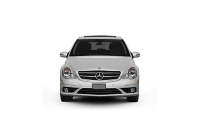 Surround Front Profile  2010 Mercedes-Benz R350 BlueTEC