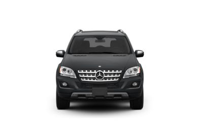 Surround Front Profile  2010 Mercedes-Benz ML350 BlueTEC