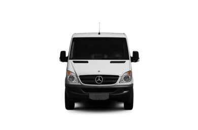 Surround Front Profile  2010 Mercedes-Benz Sprinter Van