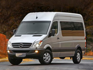 OEM Exterior Primary  2010 Mercedes-Benz Sprinter Wagon