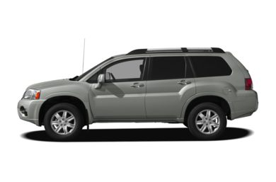 90 Degree Profile 2010 Mitsubishi Endeavor