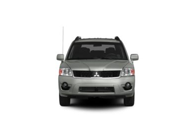Surround Front Profile  2010 Mitsubishi Endeavor
