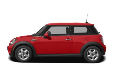90 Degree Profile 2010 MINI Hardtop