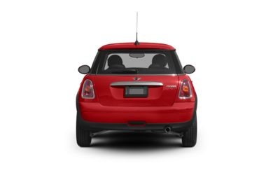 Surround Rear Profile 2010 MINI Hardtop