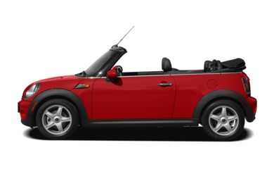 90 Degree Profile 2010 MINI Convertible