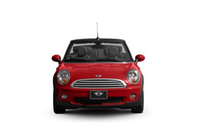 Surround Front Profile  2010 MINI Convertible