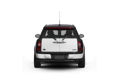 Surround Rear Profile 2010 MINI Clubman
