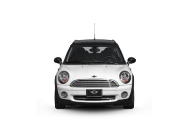 Surround Front Profile  2010 MINI Clubman