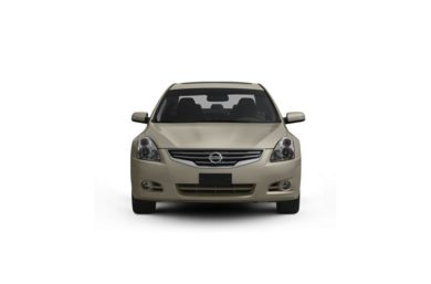 Surround Front Profile  2010 Nissan Altima