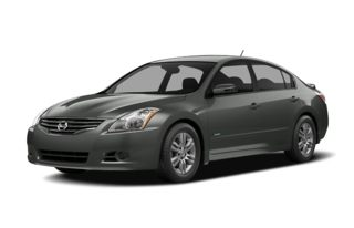 3/4 Front Glamour 2010 Nissan Altima Hybrid