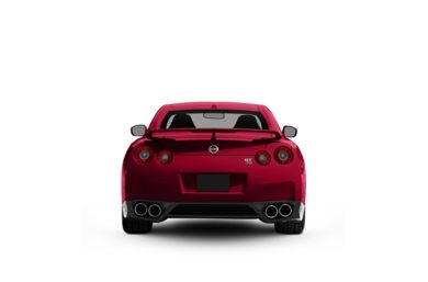 Surround Rear Profile 2010 Nissan GT-R