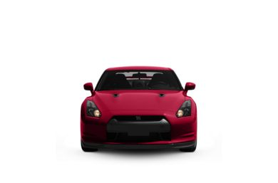 Surround Front Profile  2010 Nissan GT-R