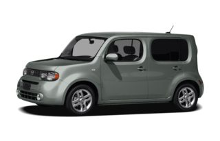 3/4 Front Glamour 2010 Nissan Cube