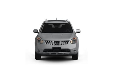 Surround Front Profile  2010 Nissan Rogue
