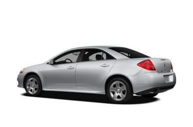 Surround 3/4 Rear - Drivers Side  2010 Pontiac G6