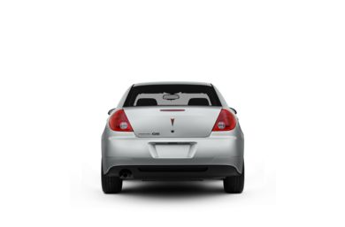 Surround Rear Profile 2010 Pontiac G6