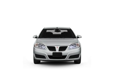 Surround Front Profile  2010 Pontiac G6