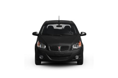 Surround Front Profile  2010 Pontiac G3